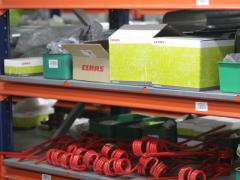 Ником-ЛТ откри нов склад за резервни части за комбайни, трактори и инвентар