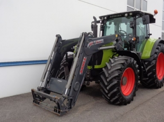ТРАКТОР CLAAS ARION 650 CMATIC T4i