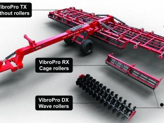 Прикачен предсеитбен култиватор модел VIBRO PRO ТX | RX | DX