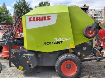 Балопреса за рулонни бали модел ROLLANT 340